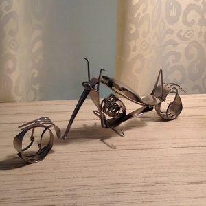 artisan created MOTORCYCLE